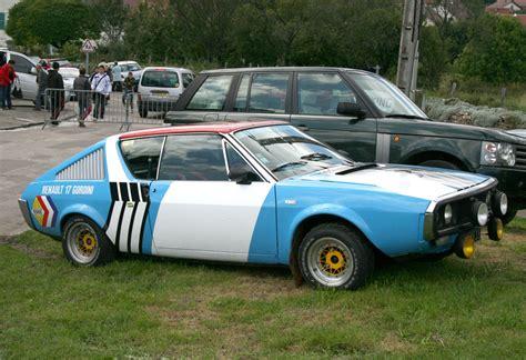 renault 17 gordini renault r17 phase i