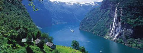 Geirangerfjord Visit Alesund