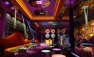 Luxury Decoration For Home 3d Luxury Ktv Hall Luxury