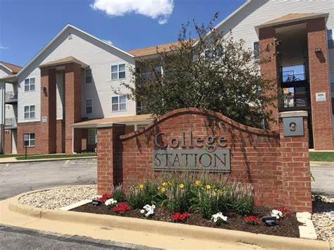Appartments In by College Station Apartments Apartments Normal Il
