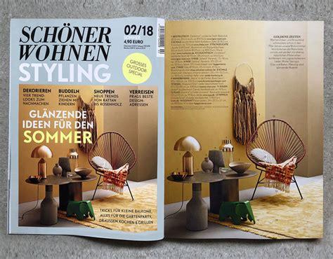 Schöner Wohnen Styling by Presse Viva Mexico Chair
