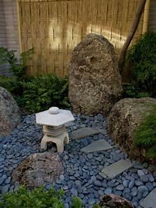 Plantes Pour Jardin Japonais Exterieur : le mini jardin japonais s r nit et style exotique ~ Premium-room.com Idées de Décoration