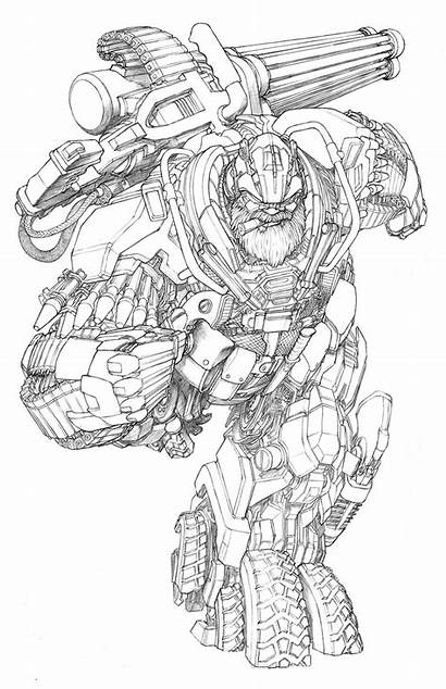 Transformers Drawings Cool Age Sketch Drawing Gregory