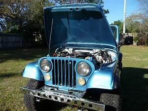 1979 Cj5 Jeep With Original Amc 304 V8 Engine