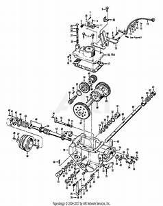 Troy Bilt 0360 Horse N D0000001 Parts Diagram For Power Unit