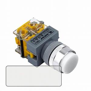 The Y090 A Series High Flat Strip Light Button Switch Self