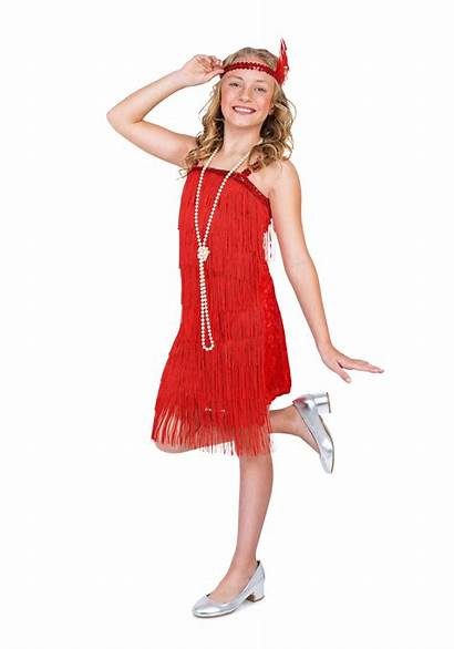 Flapper Costume Gatsby Costumes Fancy Childs 1920s