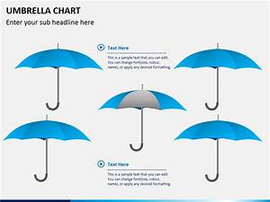 Umbrella Chart Powerpoint Template Sketchbubble