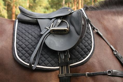 horse saddle tack pad saddles skin hard tacking problems horses history stirrups market riding person tweet