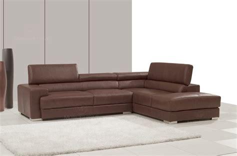 canap駸 cuir italien canape cuir 5 places droit maison design modanes com