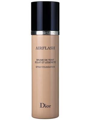 dior diorskin airflash spray foundation review allure