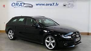 Audi A4 Avant Occasion : audi a4 avant 2 0 tdi170 dpf s line plus quattro occasion lyon neuville sur sa ne rh ne ora7 ~ Gottalentnigeria.com Avis de Voitures
