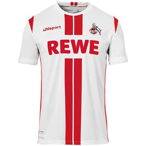 Trotzdem nehmen viele kölner die gefahr nicht ernst genug; Teamsport Philipp   Uhlsport 1. FC Köln Heimtrikot 2020 ...