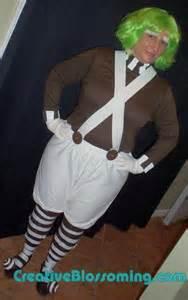 Original Oompa Loompa Costume