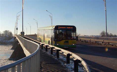 Izmaiņas pilsētas autobusu maršrutos