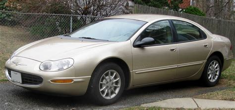 Chrysler Concorde Mpg by 1999 Chrysler Concorde Photos Informations Articles