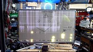 Samsung Plasma Display - Extreme Burn In
