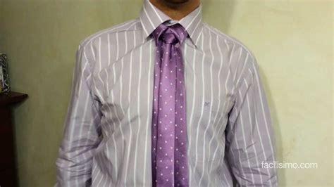c 243 mo hacer un nudo de corbata ediety facilisimo