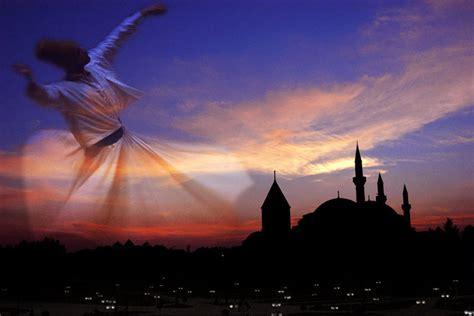 maulana rumi tarian sufi  darwis wallpaper jalan