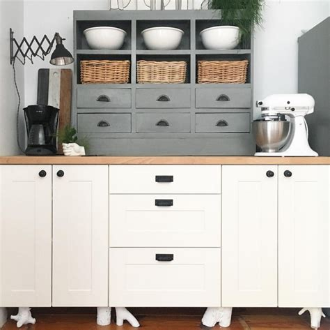 legs for kitchen cabinets and easy diy cabinet legs 6949