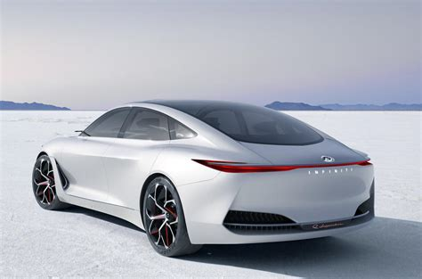 Electric Sedan by Infiniti Q Inspiration Concept Revealed Ahead Of Detroit