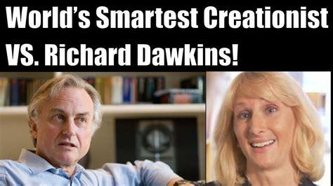 Wendy Wright Meme - world s smartest creationist vs richard dawkins youtube