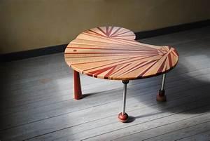 Made Com Table Basse : table basse de cr ateur ~ Dallasstarsshop.com Idées de Décoration
