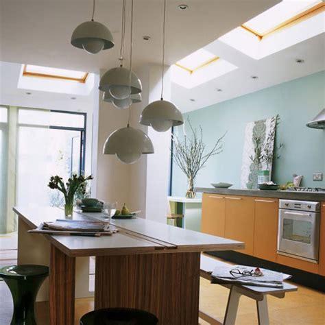 kitchen wall lights uk kitchen lighting ideas ideal home 6424