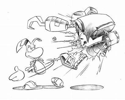 Rayman Escape Concept Artwork Dans Total Fanpage