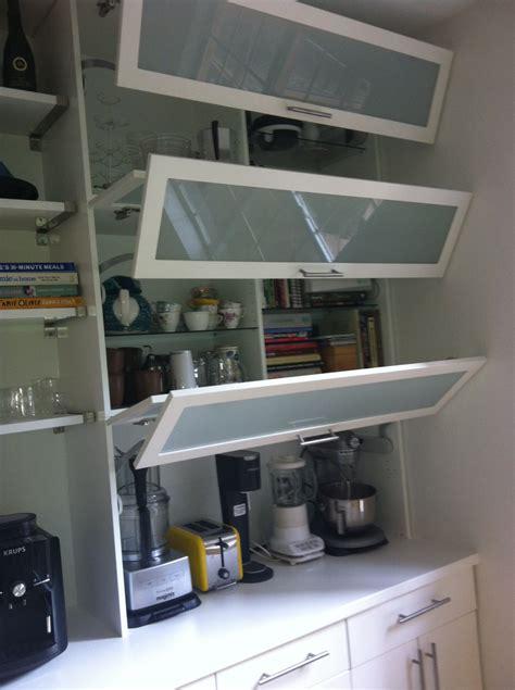 kitchen appliance garage  home decorating