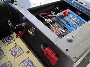 Fitting Two Batteries In 90 Battery Box - Page 2 - Defender Forum - Lr4x4