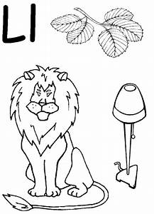 Letter L Worksheets For Kindergarten Letter L Worksheets