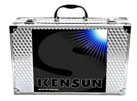 kensun hid xenon conversion kit quot all bulb sizes and colors quot with premium ballasts carpares