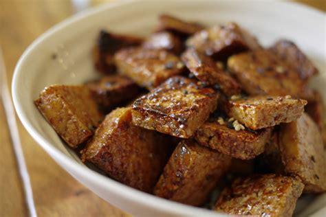 cuisiner gingembre légumineuses et tofu