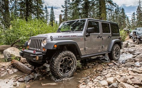 built jeep rubicon the jeep wrangler rubicon built to conquer auto mart blog