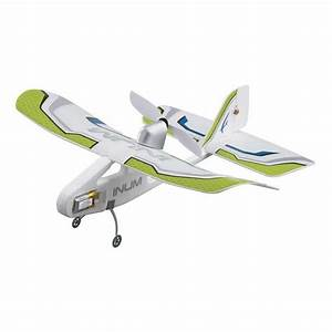 Brand New Flyzone Inum Micro Electric Rtf Ready To Fly Rc