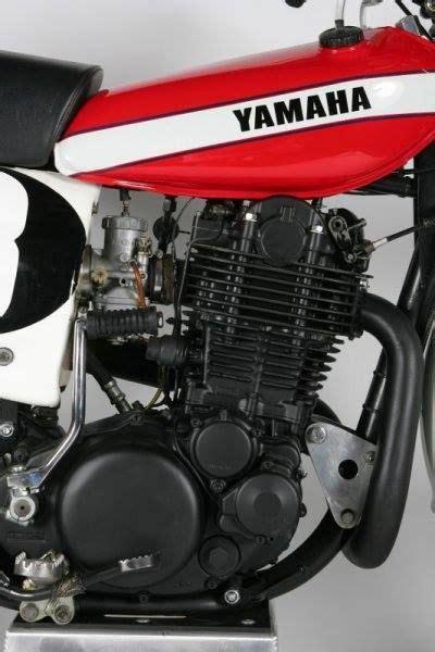 1978 yamaha hl500 engine detail vintage dirt yamaha bikes yamaha motorcycles yamaha