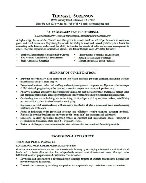 free resume exles type career level and industry