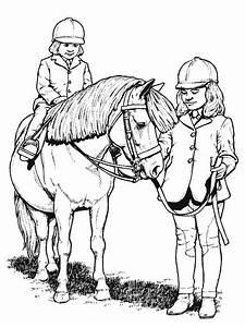 Pferde Malvorlagen Malvorlagen1001de