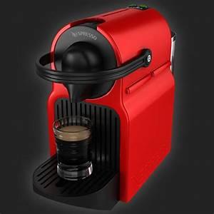 Nespresso Inissia Krups : coffeemaker nespresso inissia krups 3d 3ds ~ Melissatoandfro.com Idées de Décoration