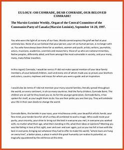 eulogy template moa format With eulogy template for brother