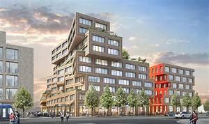 Design Studio München : hollwich kushner unveils plans for mixed use business district in munich archdaily ~ Markanthonyermac.com Haus und Dekorationen