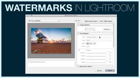 add  watermark  lightroom  lensvidcomlensvidcom