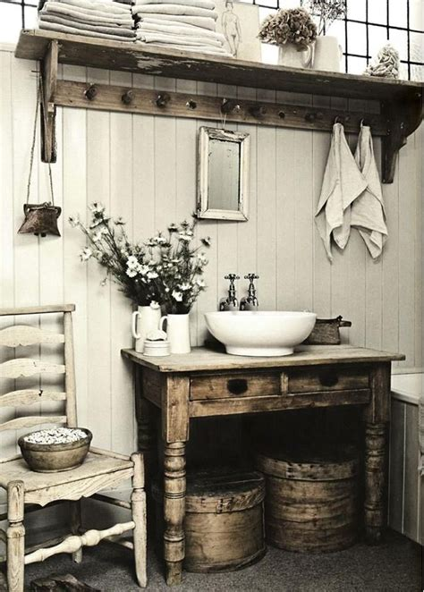 Country Rustic Bathrooms by 25 Best Ideas About Country Bathroom Vanities On