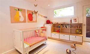 Nursery room decoration idea origami birds home design for Best brand of paint for kitchen cabinets with girls nursery wall art