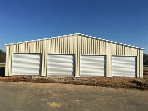 Metal Garages NC   Prefab Garage Prices   Metal Carport Garage