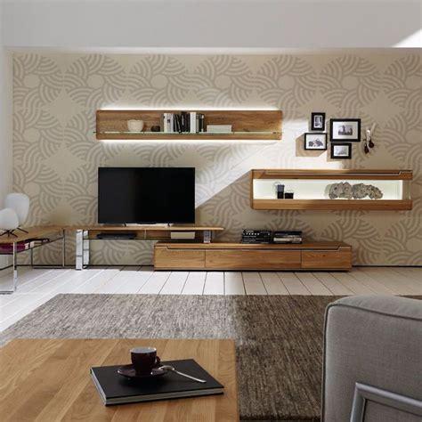 Wohnwand Für Große Fernseher by 1001 Ideen F 252 R Fernsehwand Gestaltungen Ideen Und Tipps