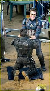 "New ""Captain America: Civil War"" Pics | Know It All Joe  Civil"