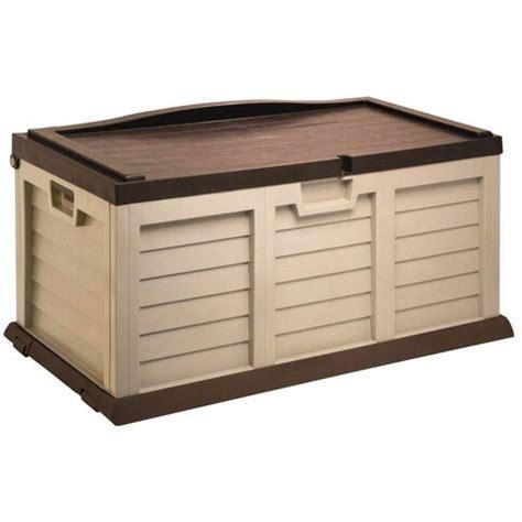 starplast sit  garden storage box medium  warehouse