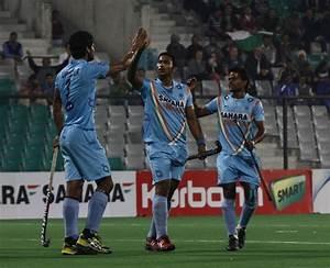 Hockey World League Resolute India Hold New Zealand 3 3